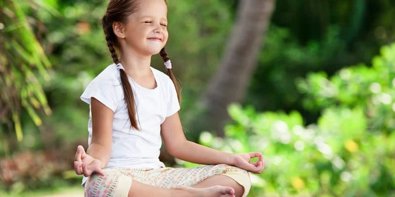 enfant zen meditation
