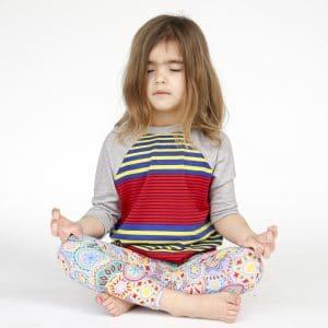 yoga enfant méditation
