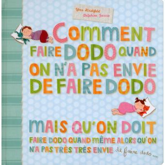 rituel du soir pour enfant livre comment faire dodo