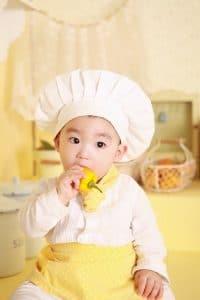 manger en pleine conscience enfant