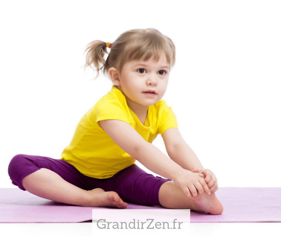 tableau de visualisation positive pour enfant : Images à télécharger pour créer son tableau sur-mesure. Sport pour enfant comme le yoga