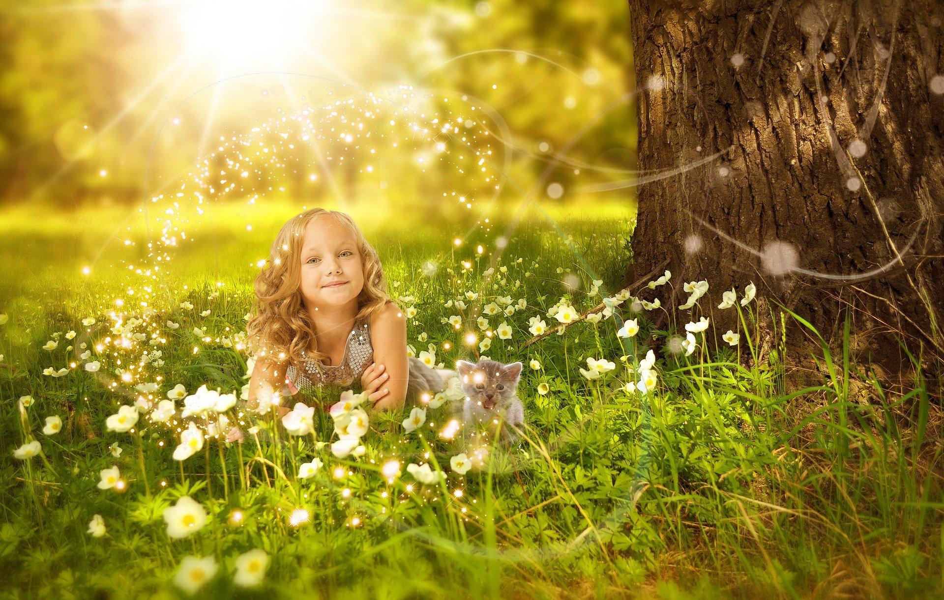 Visualisation positive pour enfant : comment y arriver et guider votre enfant