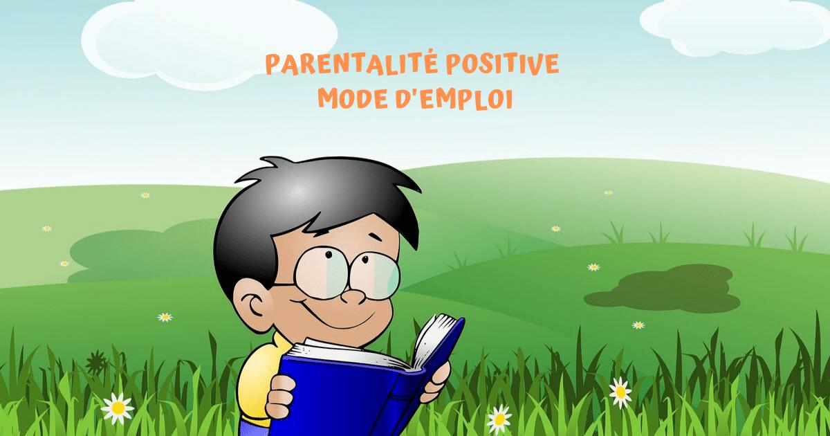 enfant qui lit, parentalité positive
