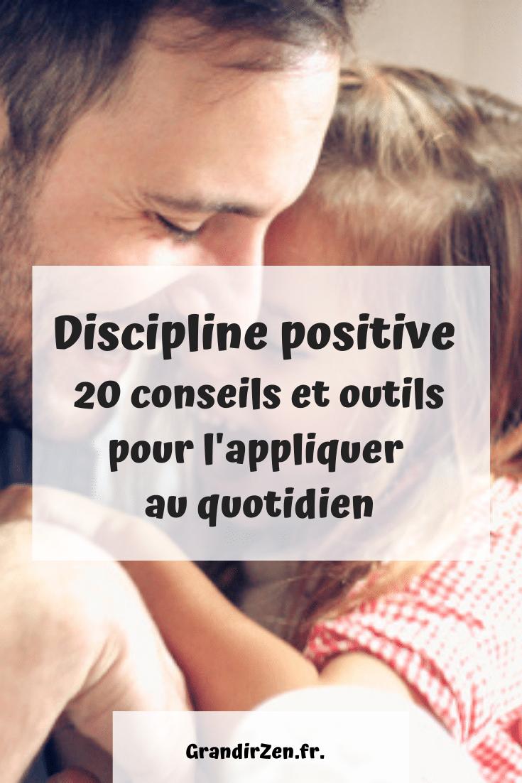 Discipline positive : 20 conseils pour l'appliquer au quotidien