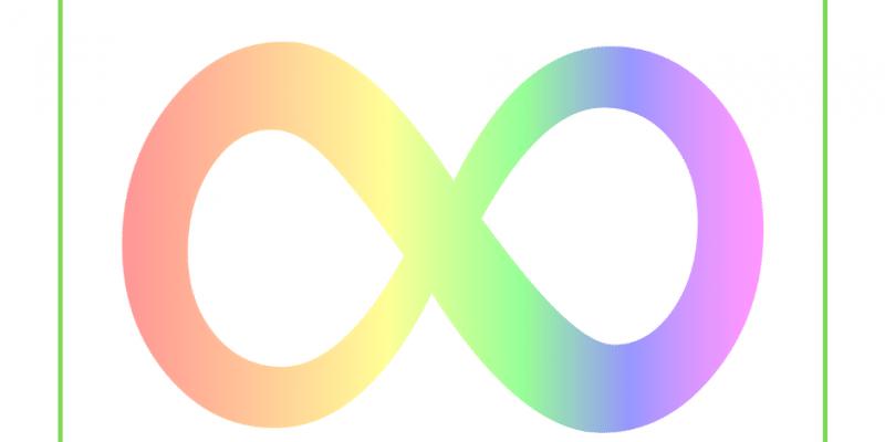 Signe de l'infini pour apaiser, en téléchargement gratuit