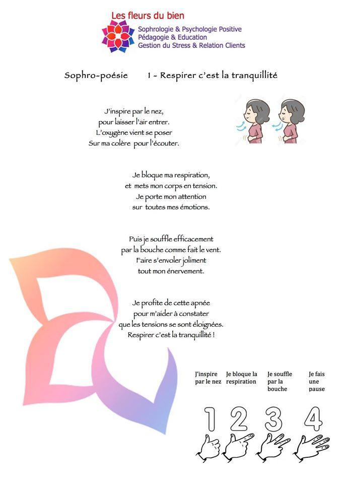 Sophro-poésie les fleurs du mal