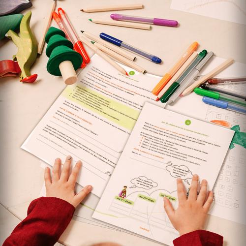 Pack Grandirzen au format numérique, activités pour enfant